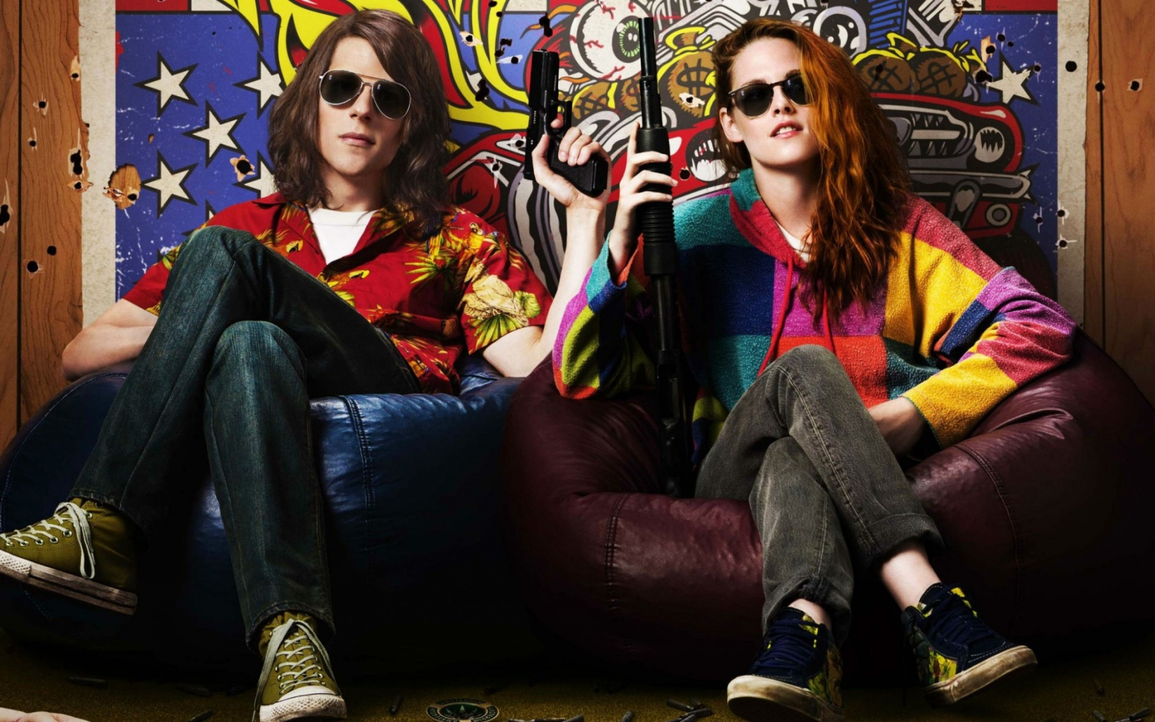 American Ultra Movie Wallpapers   1680x1050   562188 1680x1050