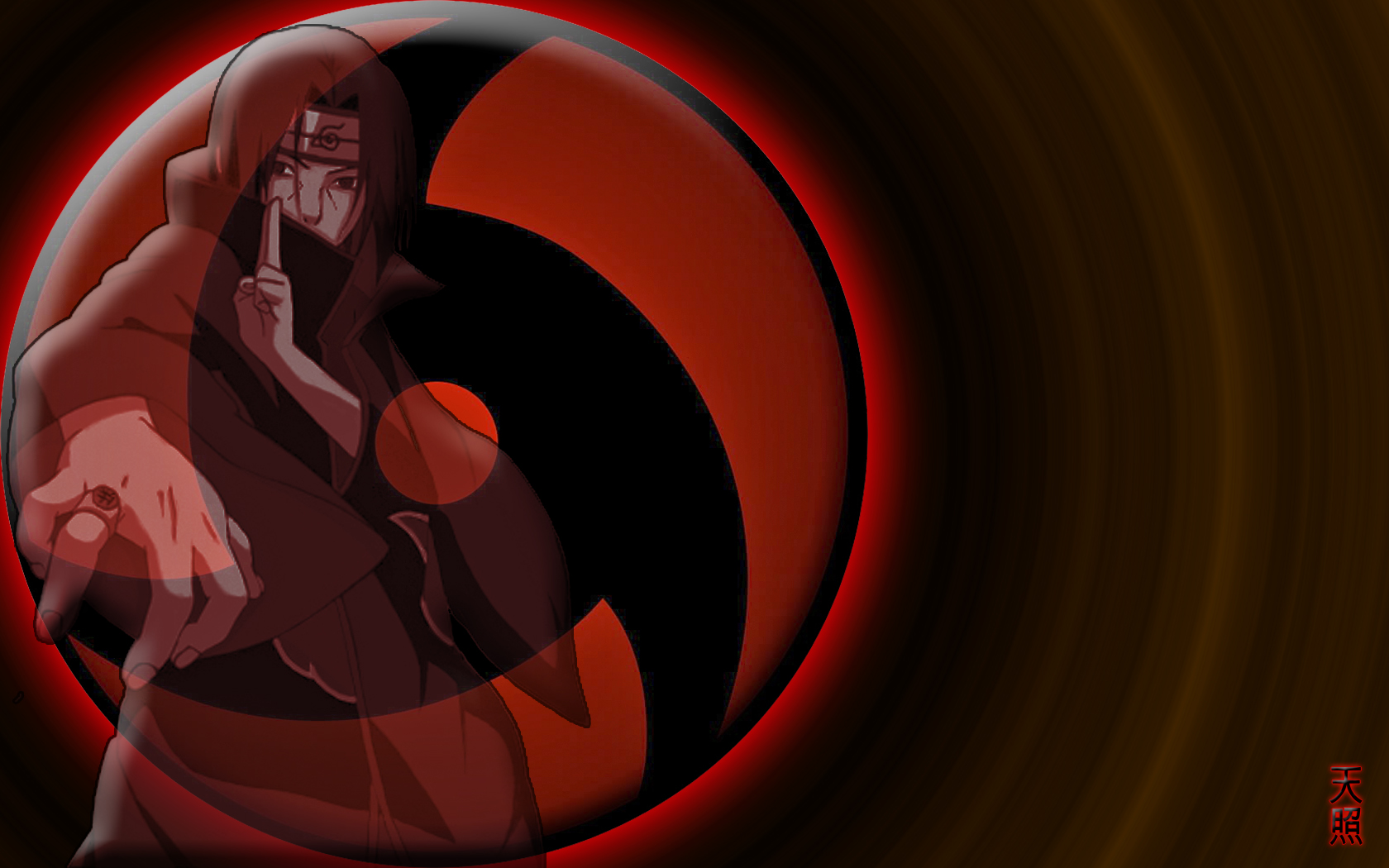 Itachi Uchiha Naruto Sharingan Anime Manga Wallpaper 3840x2400 View 0 Download Shippuden 1680x1050 Wallpoper