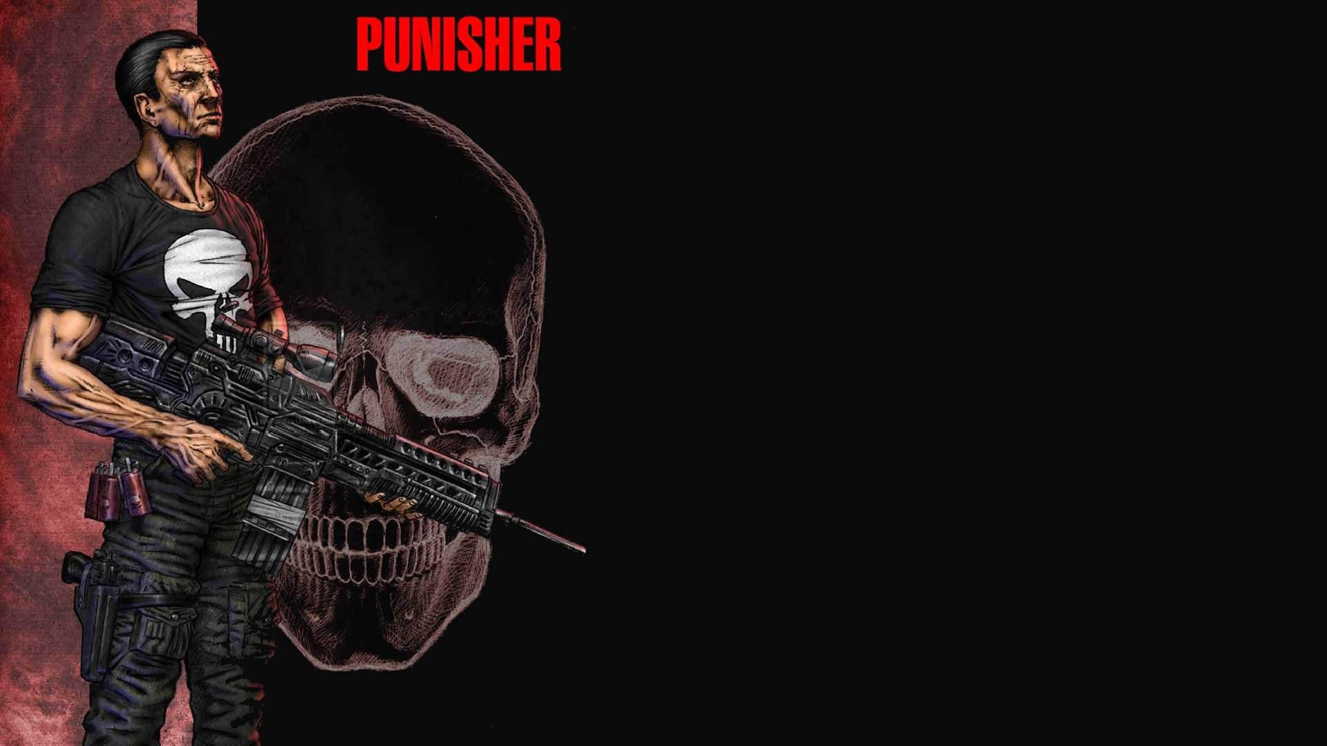 ... the punisher wallpaper free the punisher desktop wallpaper download