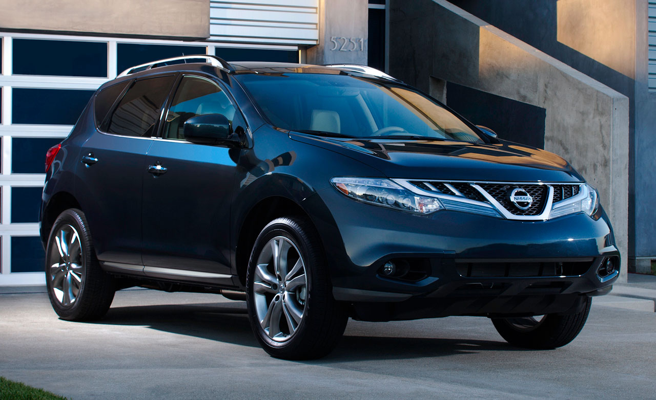 Nissan Murano pictures information and specs   Auto Databasecom 1280x782