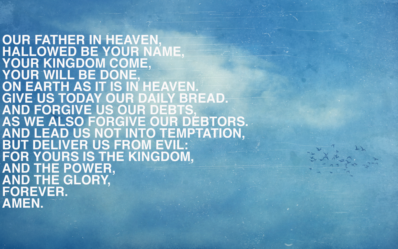lords prayer wallpaper - wallpapersafari