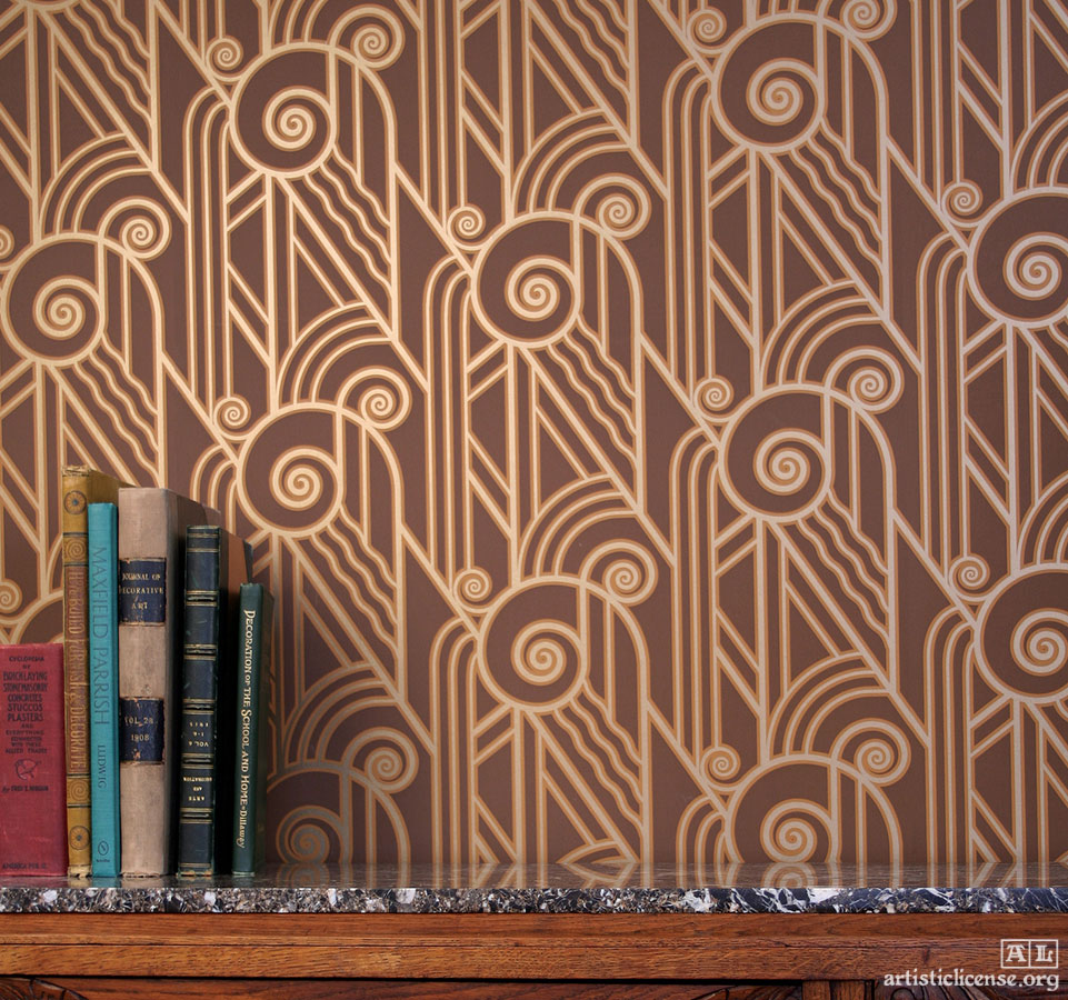 art deco wallpaper uk wallpapersafari