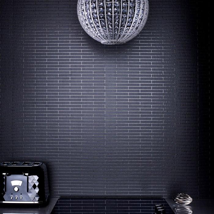 Graham Brown Black Sparkle Bathroom Wallpaper Victorian Plumbing 700x700