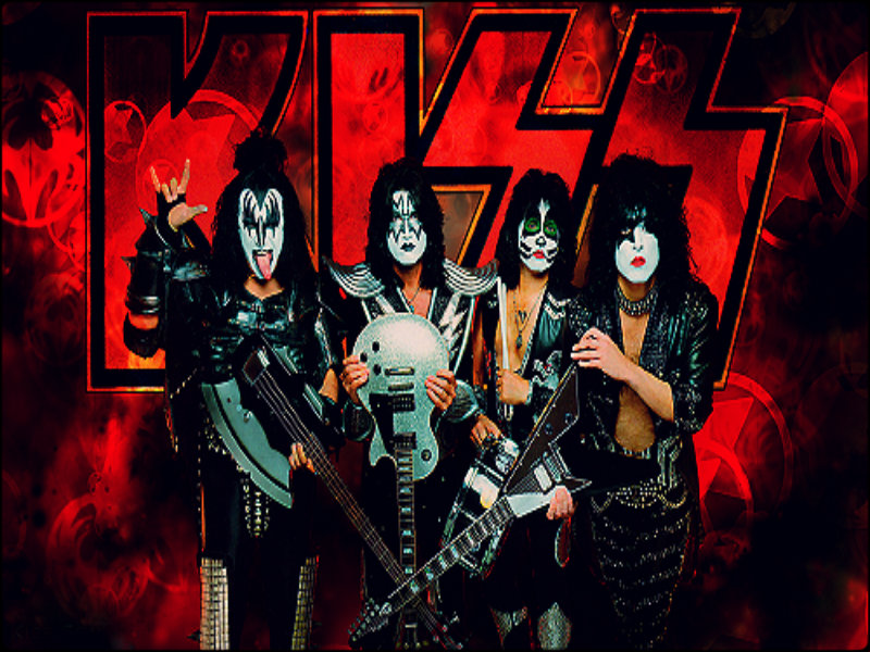 KISS   KISS Wallpaper 30873151 800x600