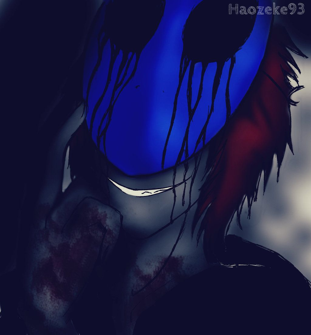 Images For Creepypasta Anime Eyeless Jack asta Jack 1024x1103