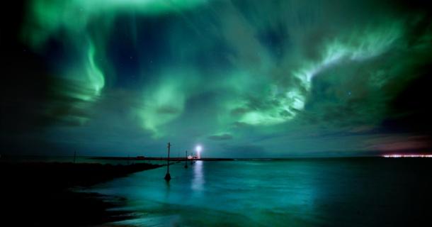 Aurora Borealis Screensaver   Screensavergiftcom 610x320