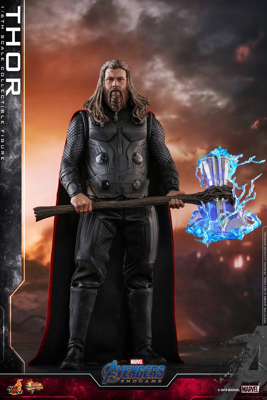 Marvel Avengers Endgame Thor 16 Collectible Figure Non Refundable 853x1280