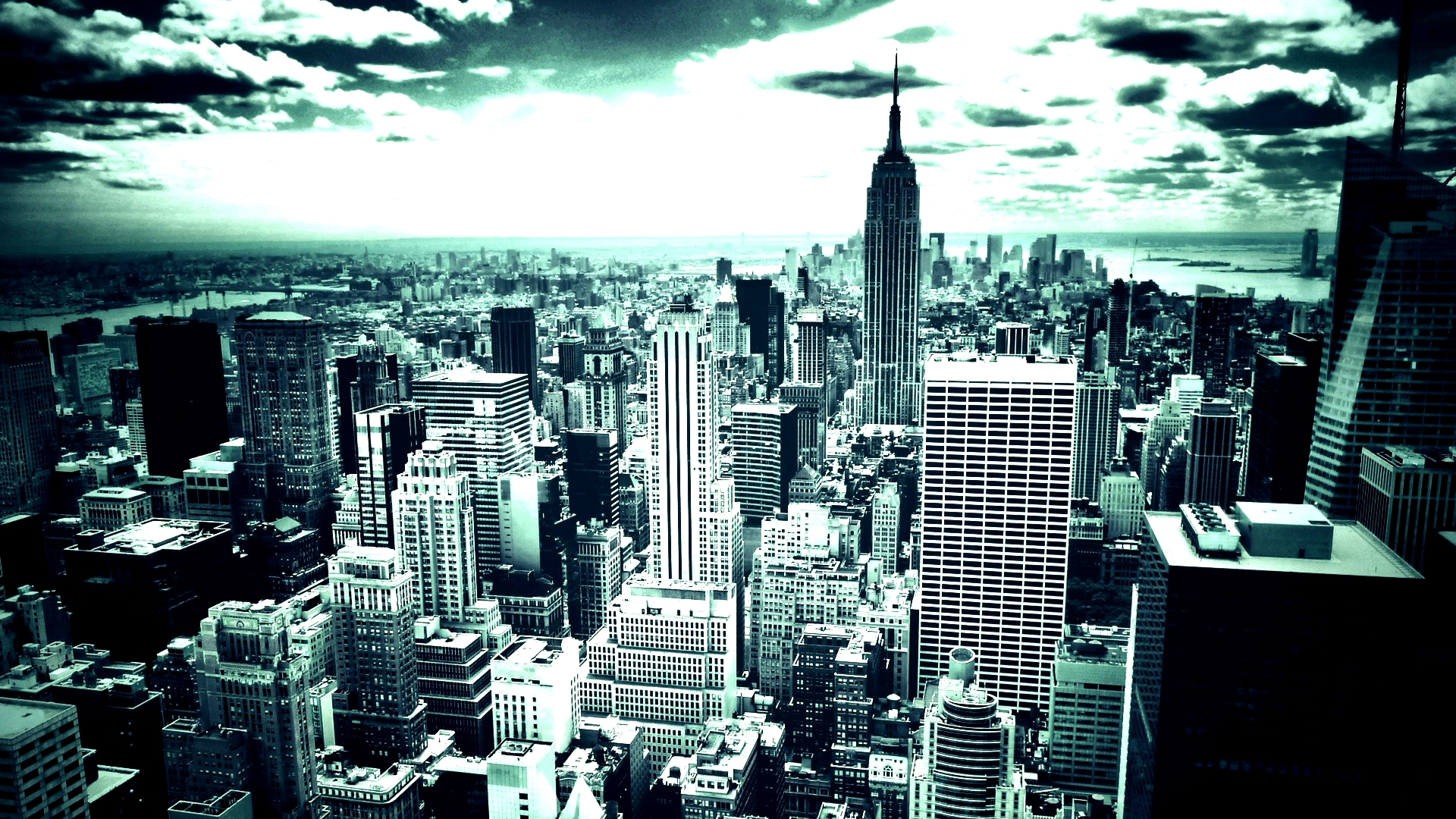 40 HD New York City WallpapersBackgrounds For Download 1920x1080