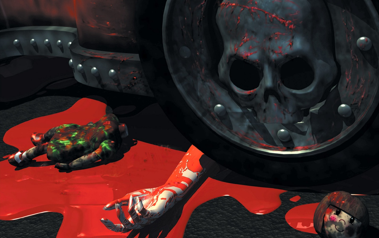 Carmageddon wallpapers Carmageddon stock photos 1280x804