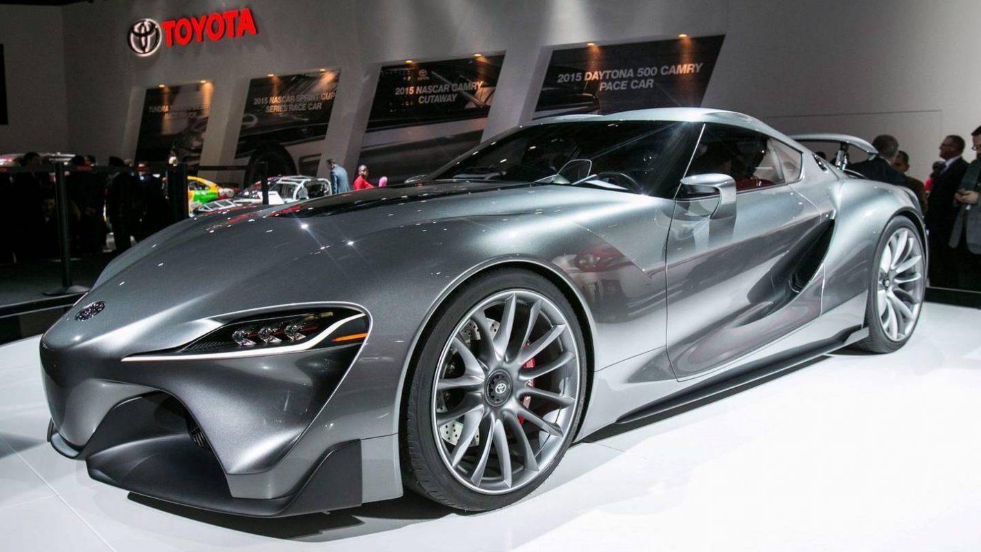 2019 Toyota Supra Look HD Wallpapers Auto Car Rumors 1422x800