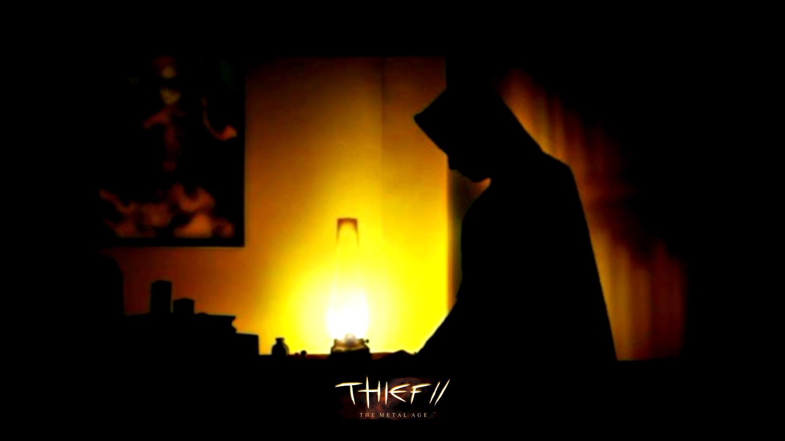 Thief wallpaper 4 by KeeperHattori 1600x900