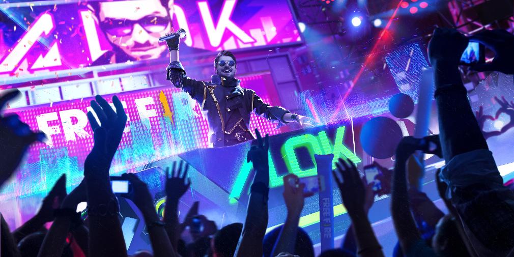 DJ Alok becomes Garena Fires resident DJ Articles Pocket 1010x505