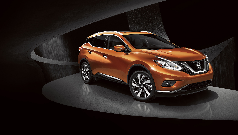 Nissan Murano 2015 HD wallpapers download 3000x1696