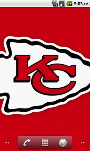 View bigger Kansas City Chiefs Wallpapers for Android screenshot 307x512