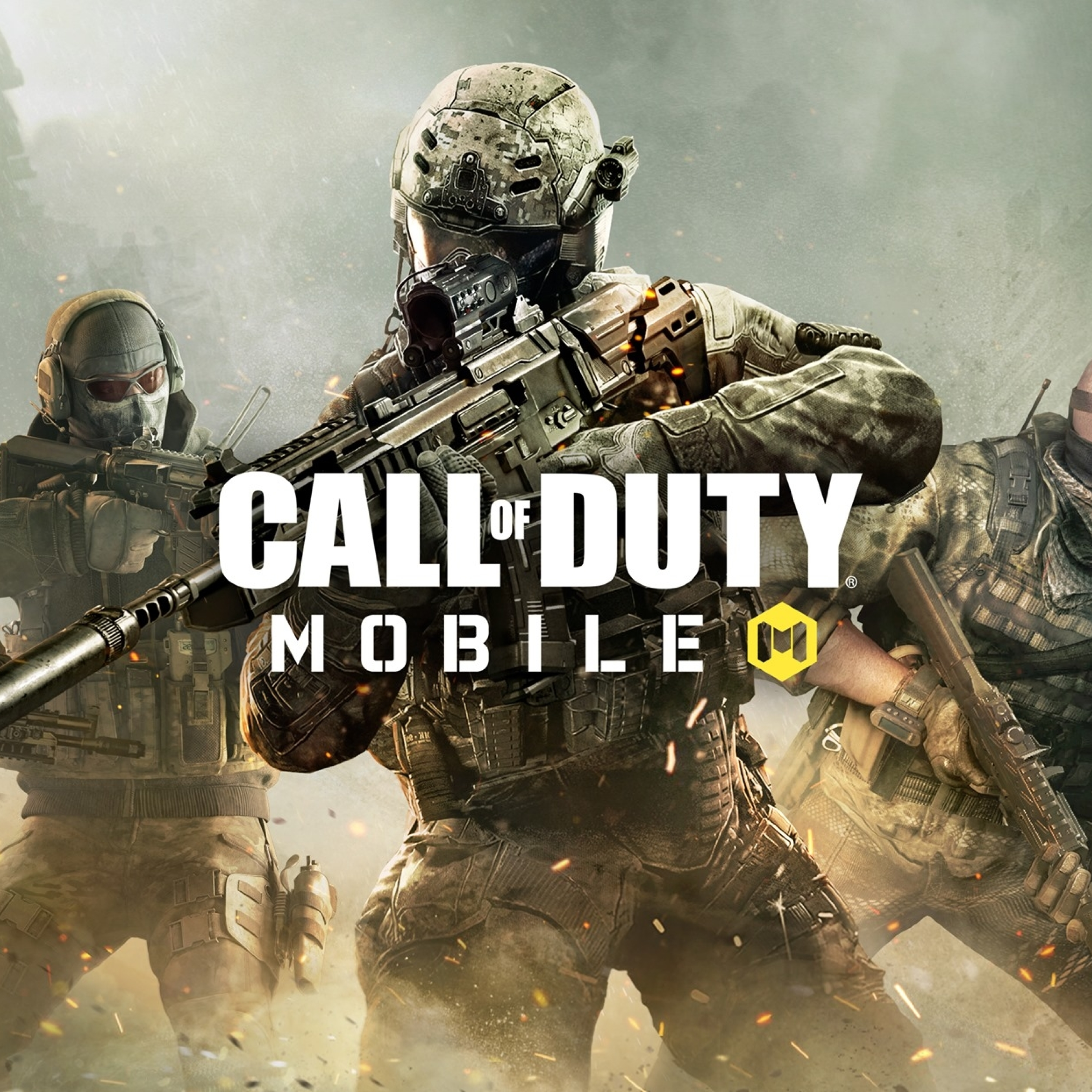 2932x2932 Call Of Duty Mobile Game Ipad Pro Retina Display 2932x2932