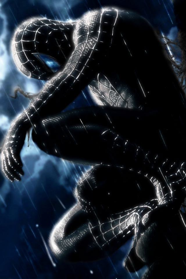 Iphone 4 spiderman wallpaper wallpapersafari - Iphone 6 spiderman wallpaper ...