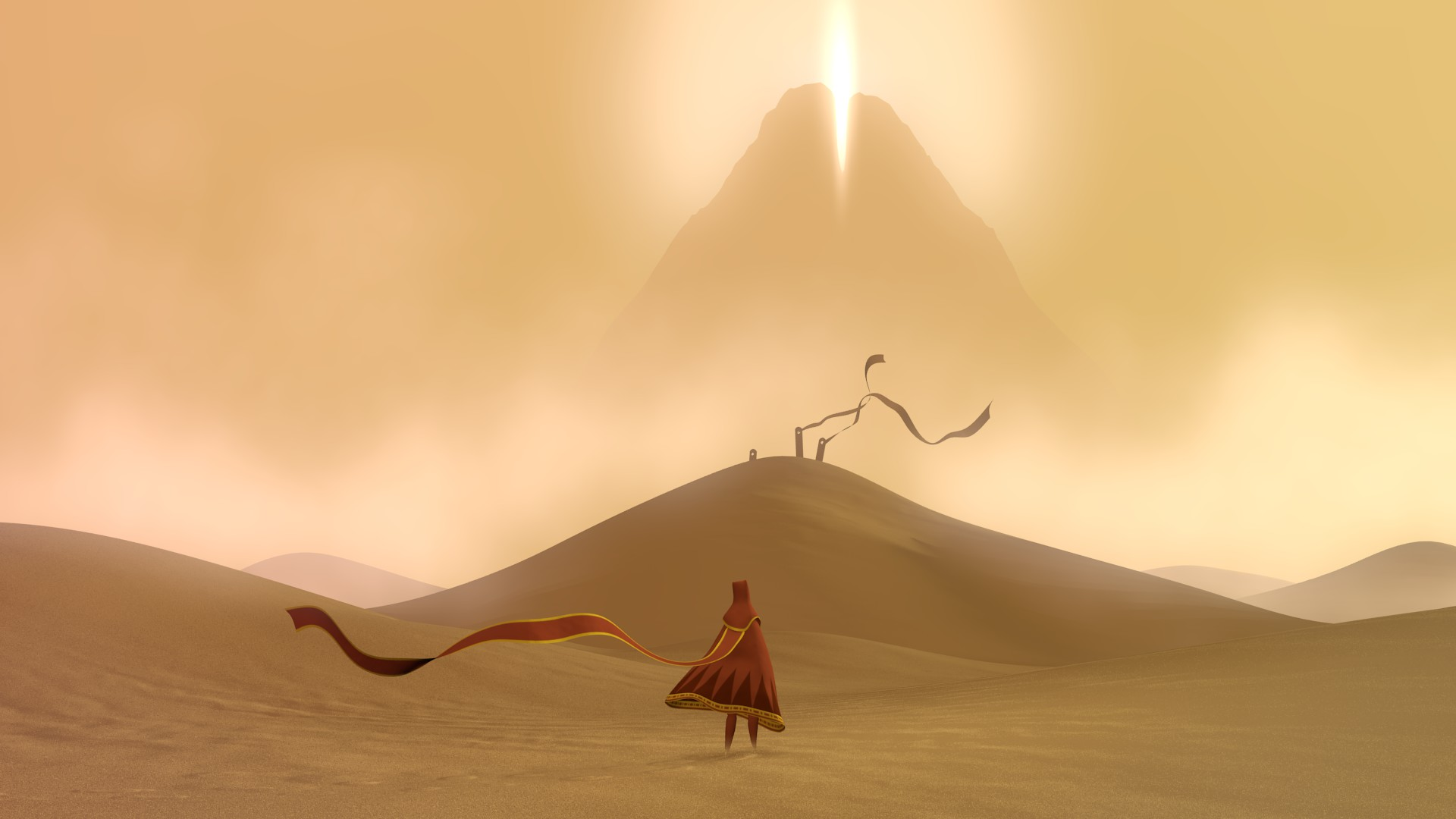 Journey Game Wallpaper 14424 1920x1080px 1920x1080
