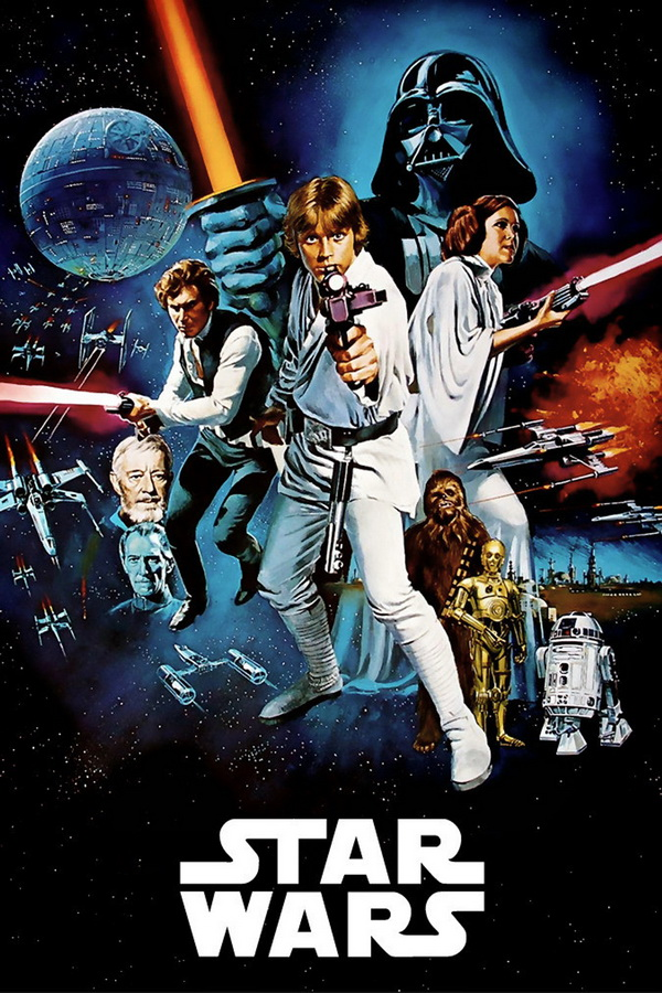 Friday August 16 Watch Me Watch Star Wars 1977 for the First 600x900