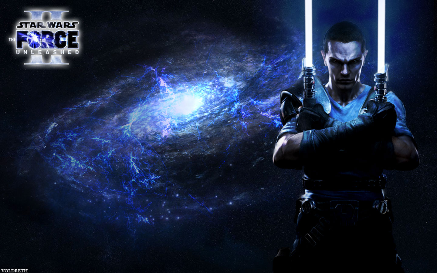 Star Wars The Force Unleashed 2 Wallpapers: Starkiller Wallpaper