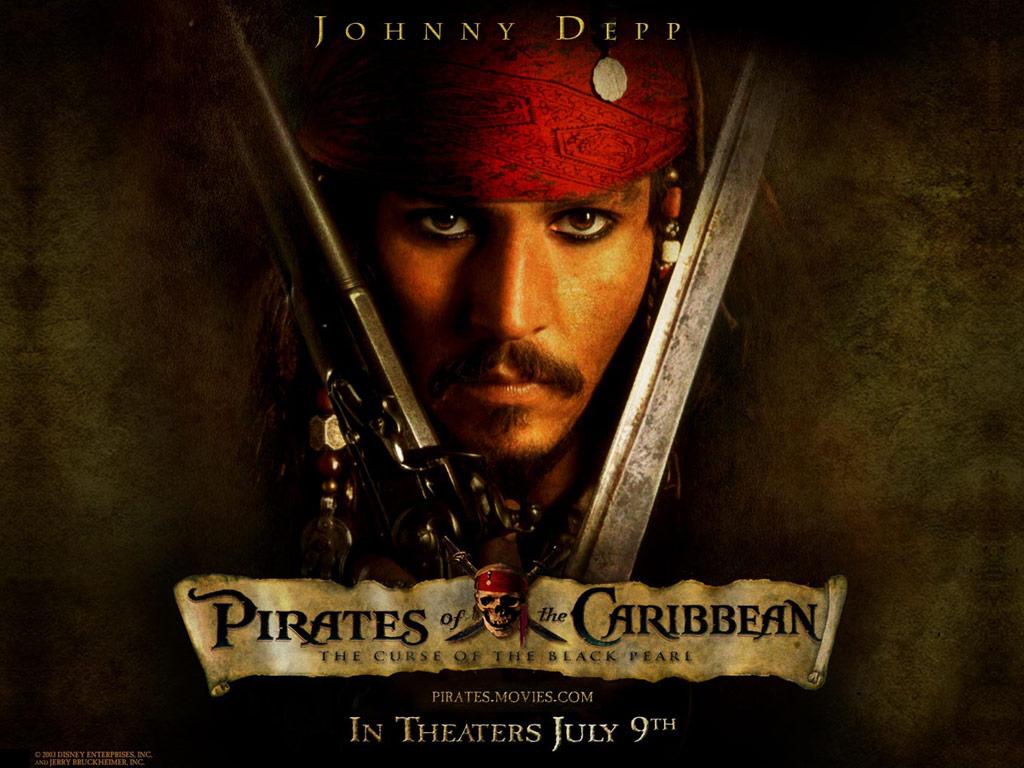 Wallpaper Dekstop Pirates of the caribbean wallpapers desktop 1024x768