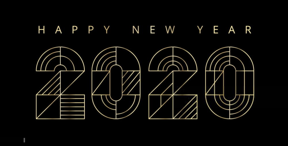 Pin on New Year 2020 Images Wallpapers 1000x509