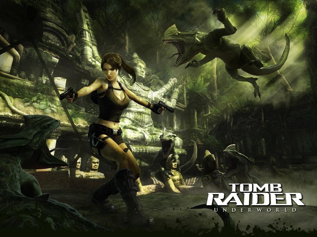 Free Download Tomb Raider Underworld Lara Croft Wallpaper 17868189