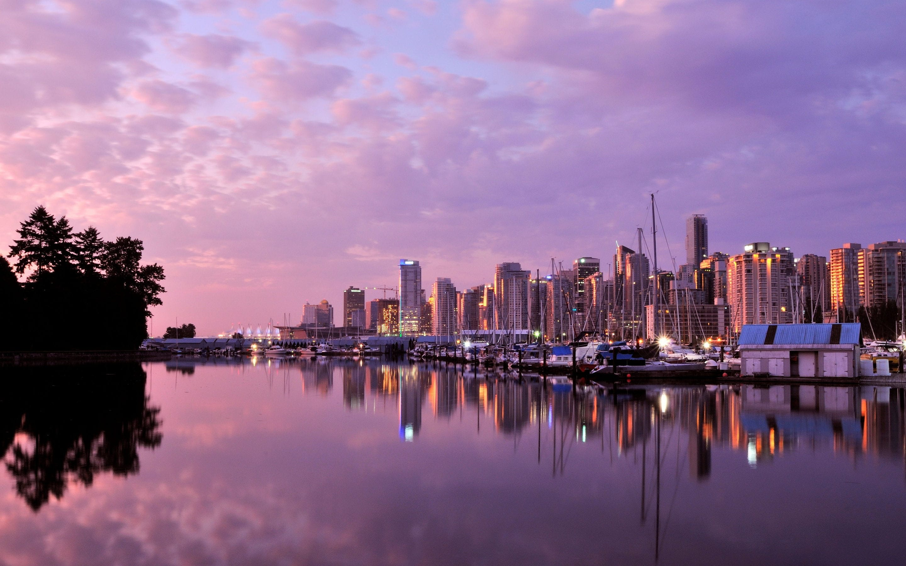 Vancouver HD Wallpapers 7wallpapersnet 2880x1800