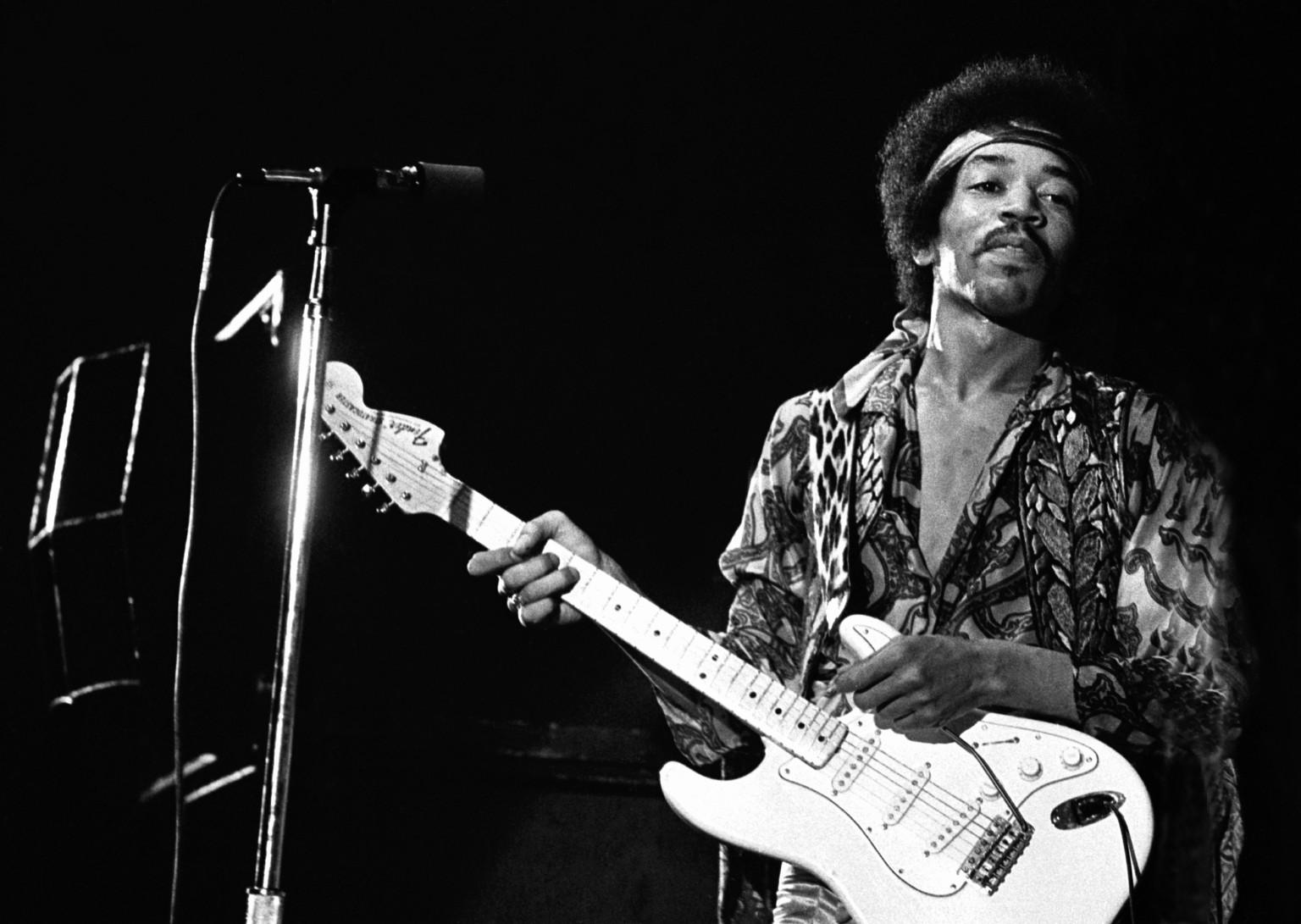 Free Download The Best Jimi Hendrix Wallpapers 1536x1091