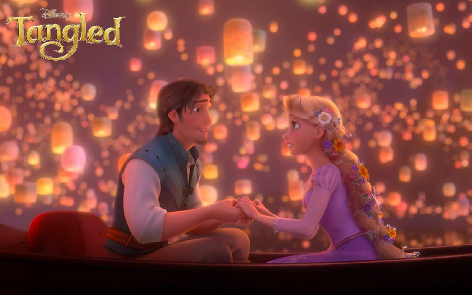 Desktop Wallpaper Disney Tangled Wallpaper Page 2 1600x1000