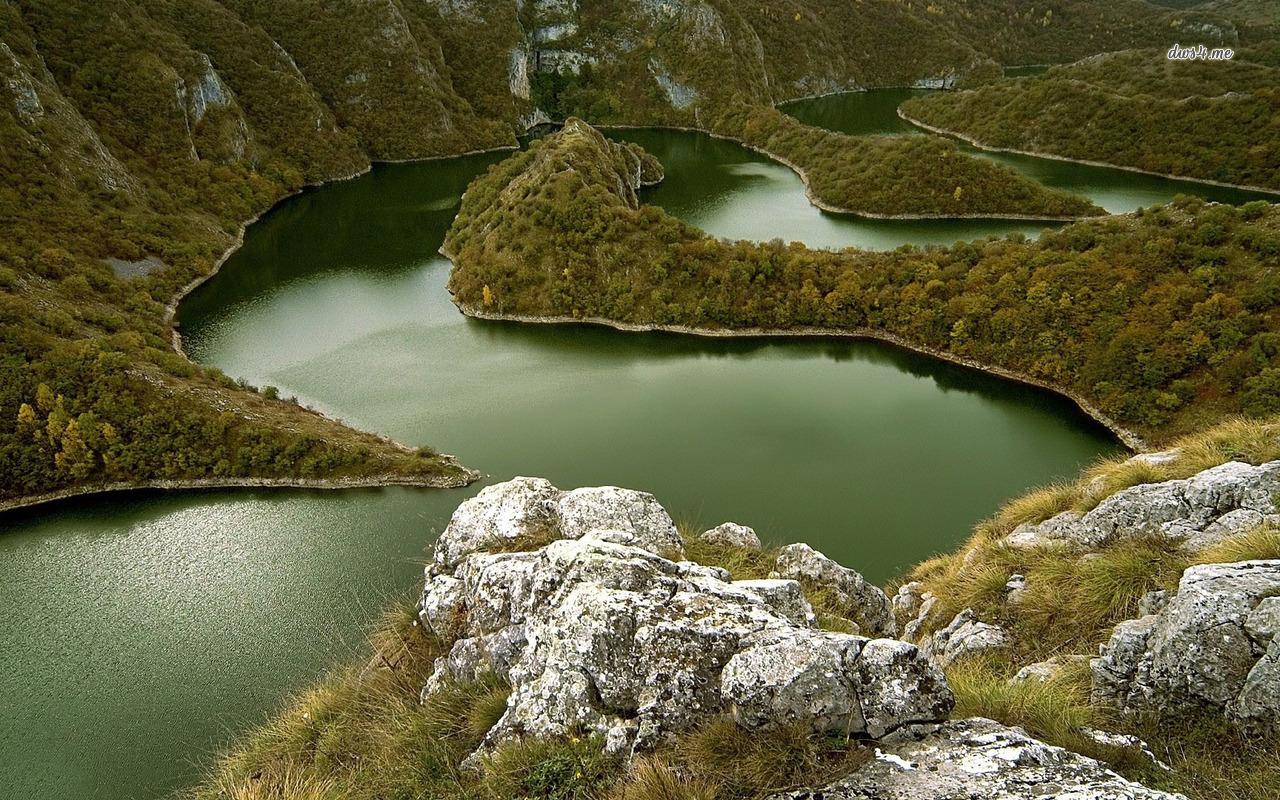 Uvac river Serbia wallpaper   Nature wallpapers   14035 1280x800
