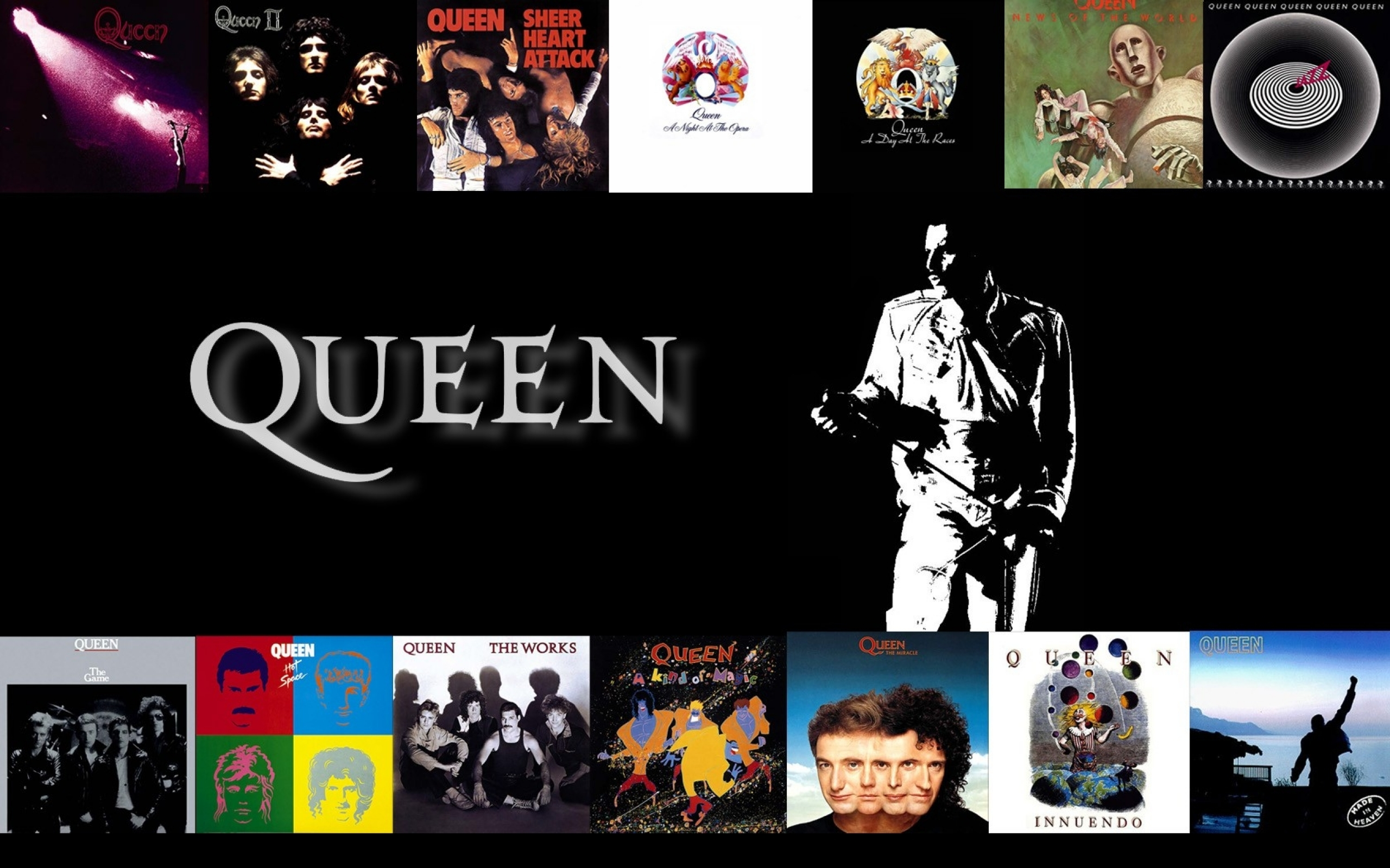 Free download mercury rock music queen music band album covers