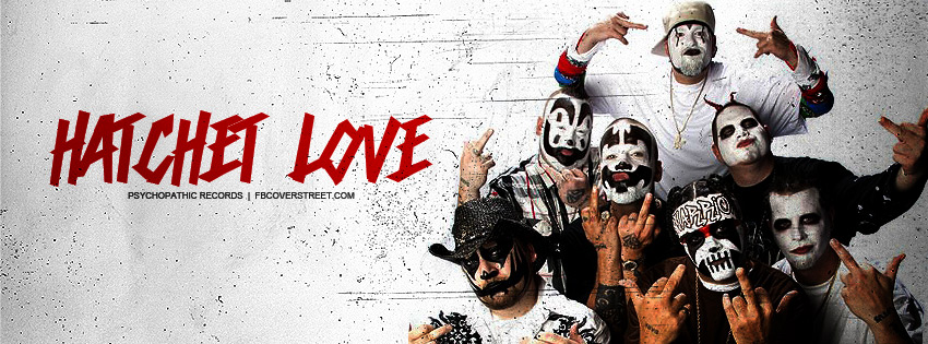 Hatchet Love Psychopathic Records Wallpaper 850x315