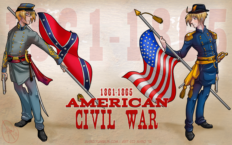 Civil War Wallpaper by Ahr0 900x563