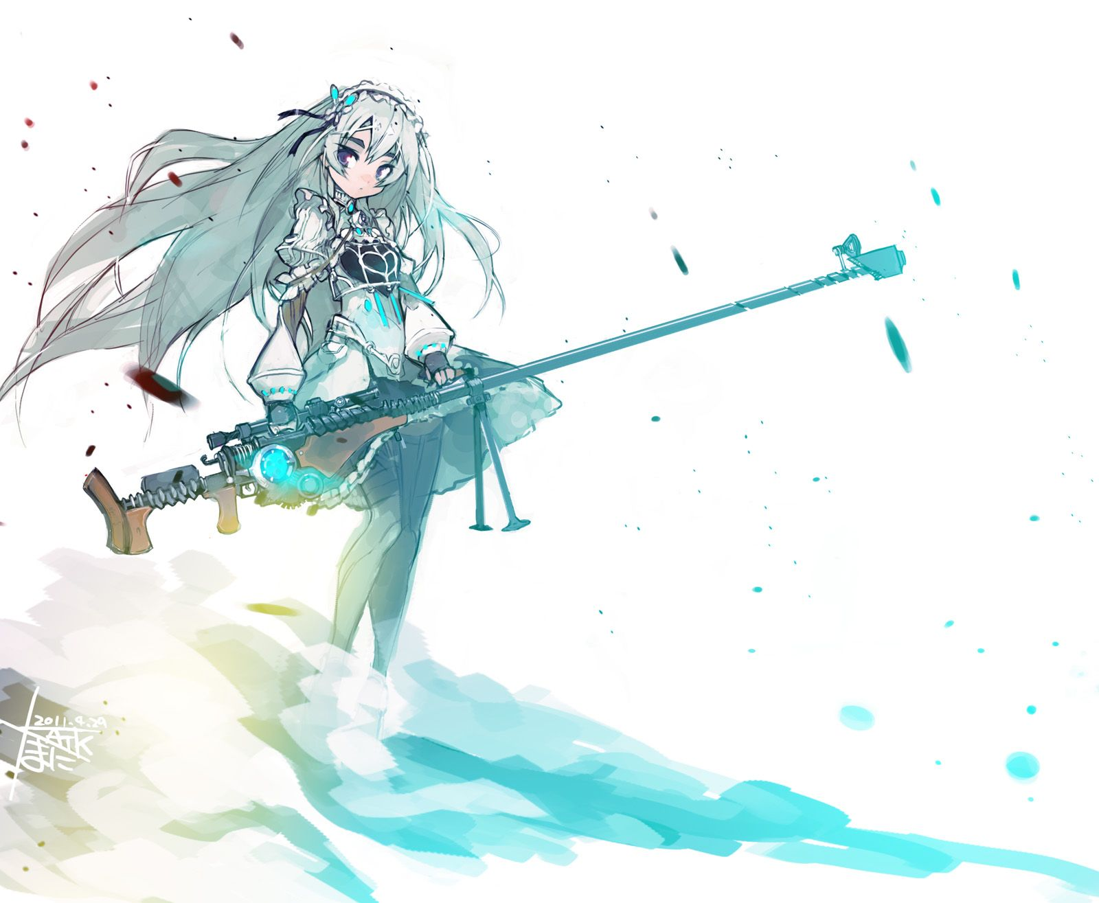 Hitsugi no Chaika Anime Chaika the coffin princess Anime 1600x1315