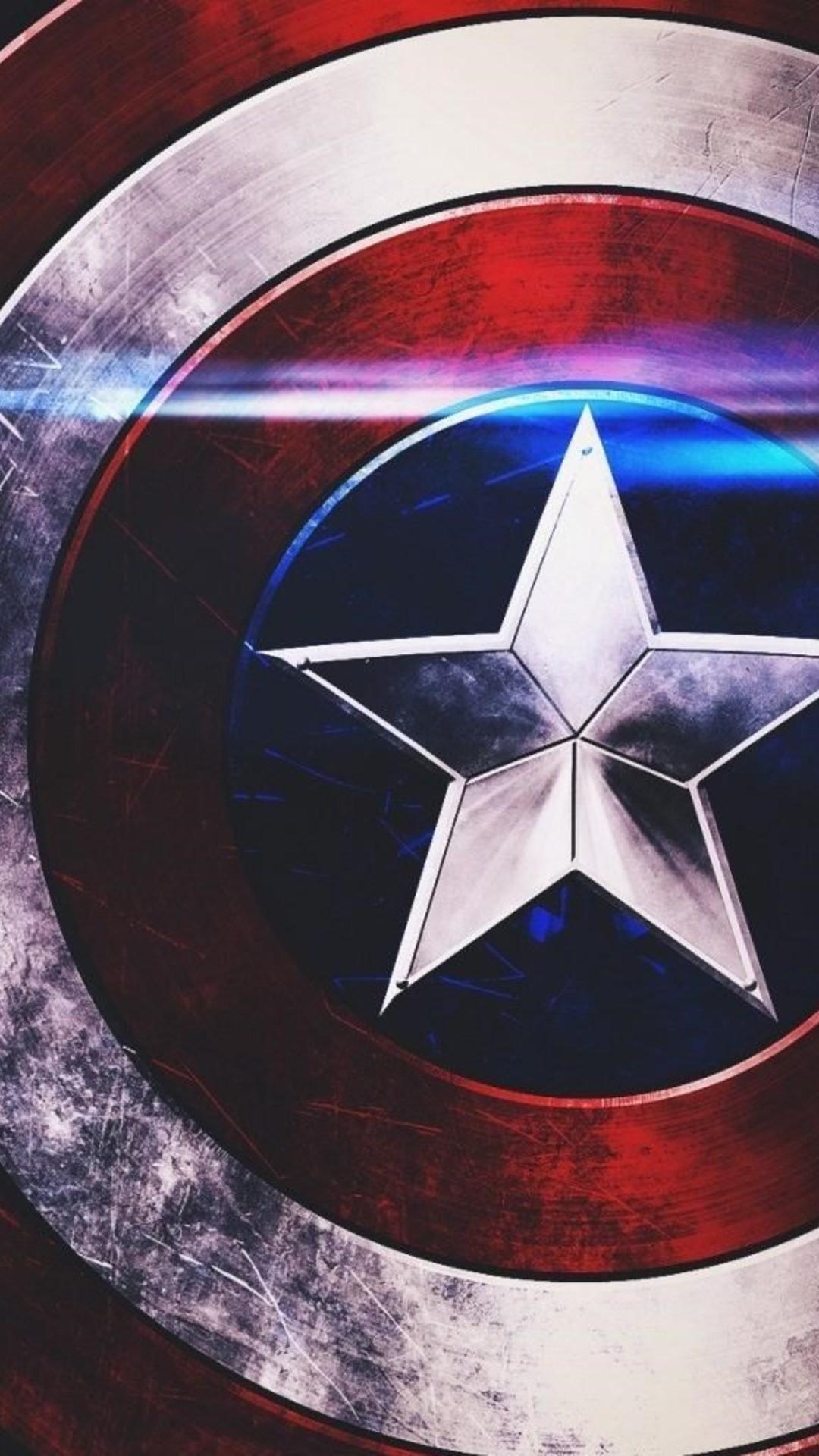 Captain America Shield Image Wallpaper 1080x1920   Walls wd 1080x1920