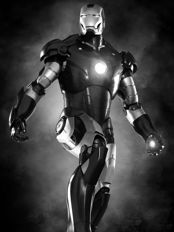 Iron Man Please select a photo From disk Enter URL From Facebook 600x800