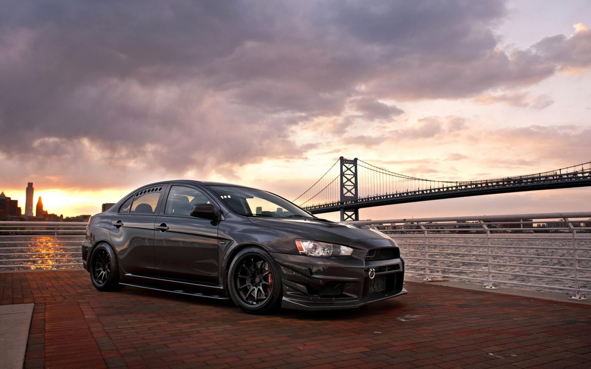 Mitsubishi Lancer Evolution X Wallpaper 71 images 1920x1200