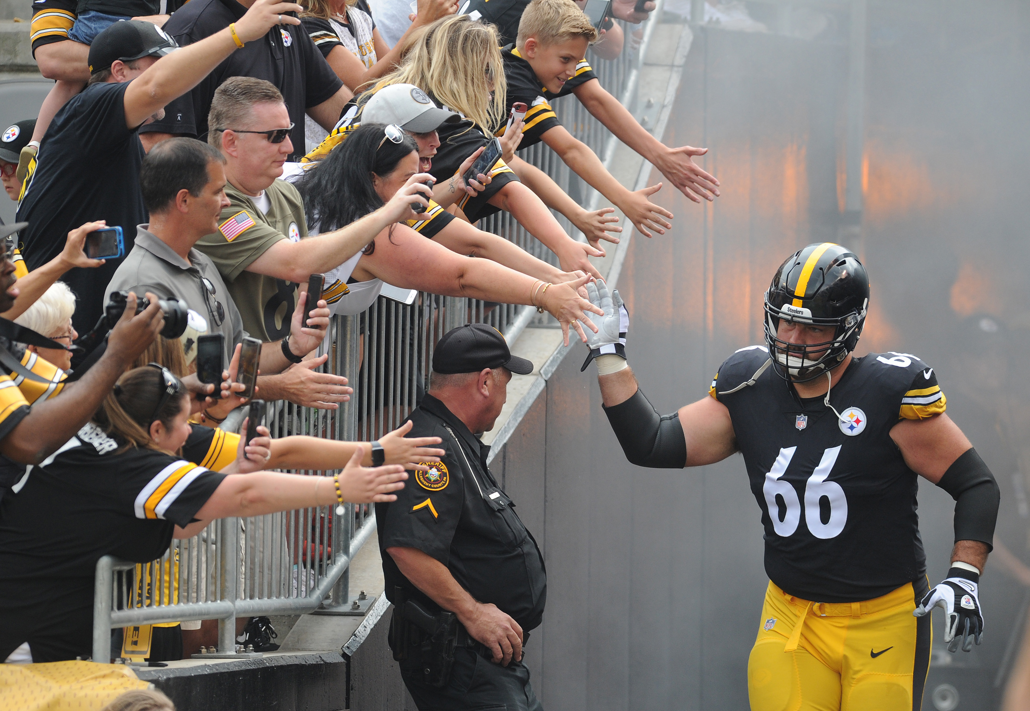 Steelers News No guarantee David DeCastro returns to lineup for 3600x2485