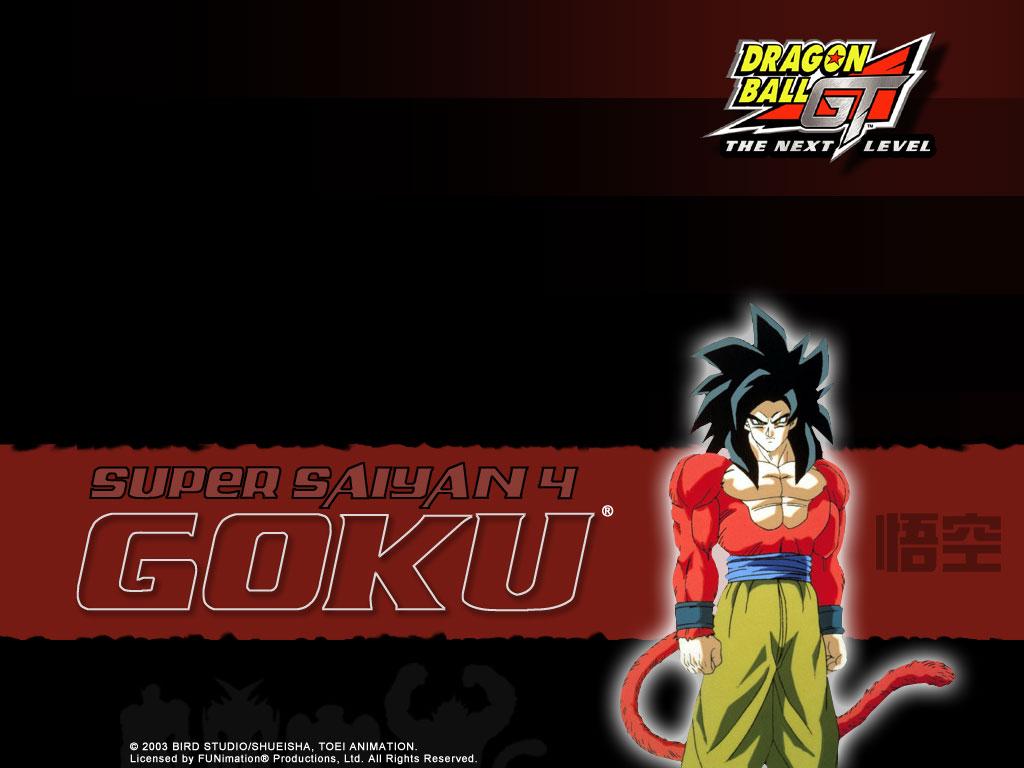 Dragon Ball GT Dragon Ball Capitulos Imagenes Anime y Manga DB 1024x768