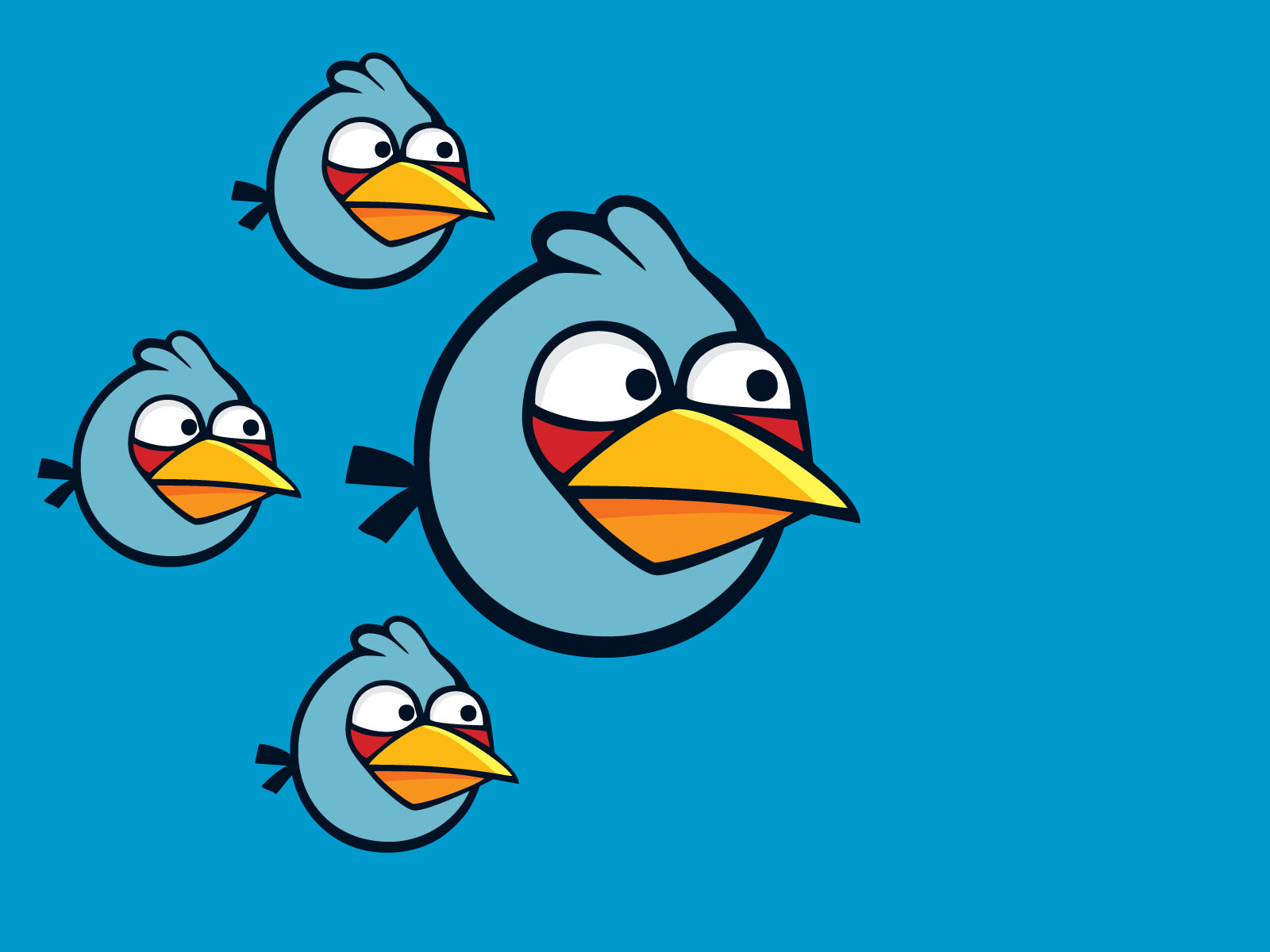 Angry Birds   Angry Birds Wallpaper 34488164   Page 3 1600x1200
