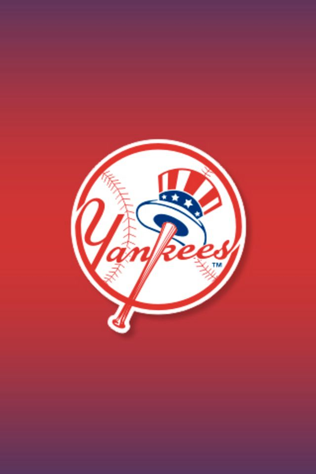 New York Yankees iPhone Wallpaper HD 640x960