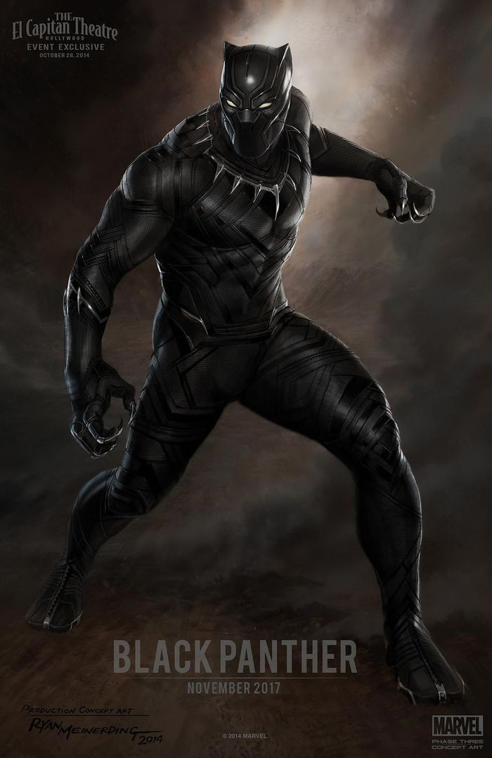 Black Panther Marvel Movie HD Walls Find Wallpapers 700x1078