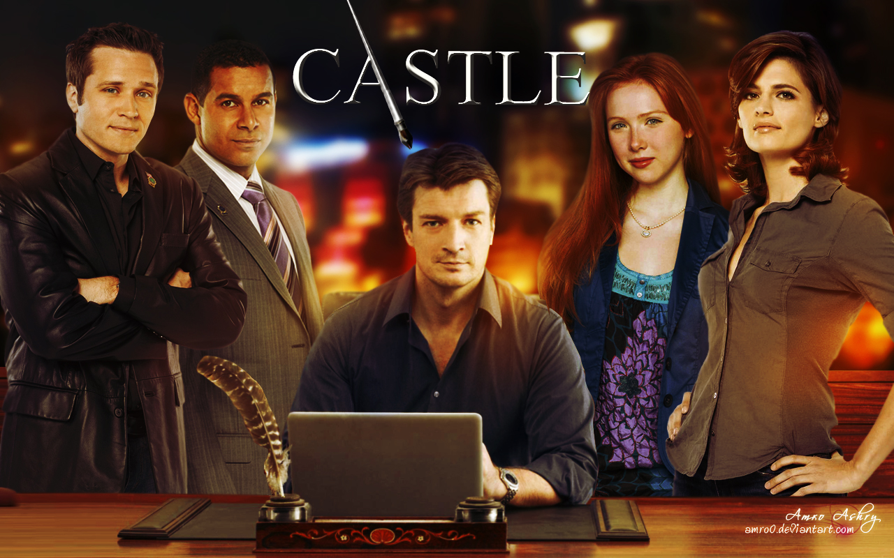 Castle Tv Show wallpapers   Castle Wallpaper 30445709 1280x800
