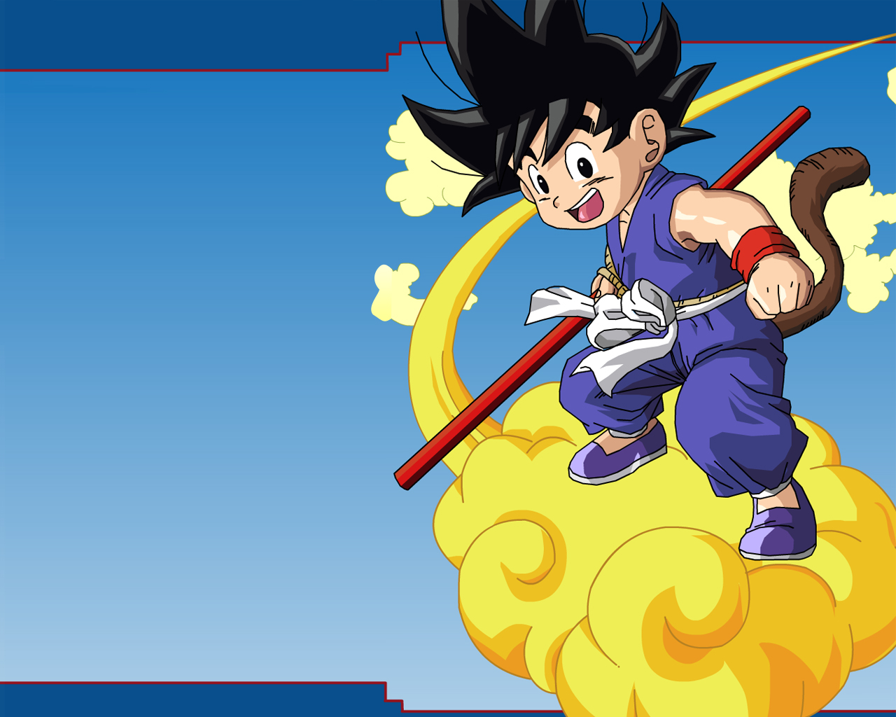 Japanese wallpapers Dragon Ball wallpapers 1280x1024