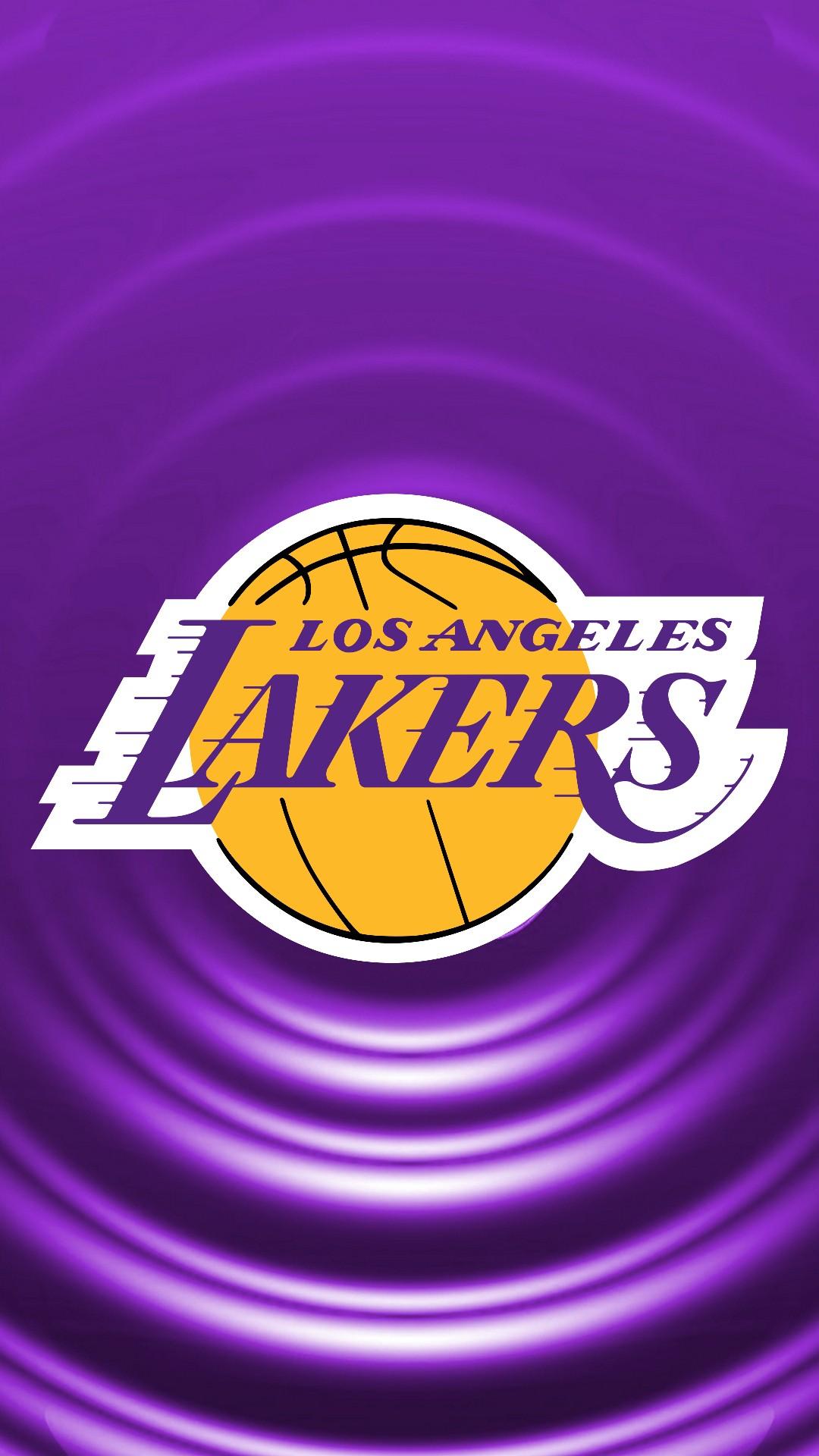 LA Lakers iPhone X Wallpaper   2020 NBA iPhone Wallpaper 1080x1920
