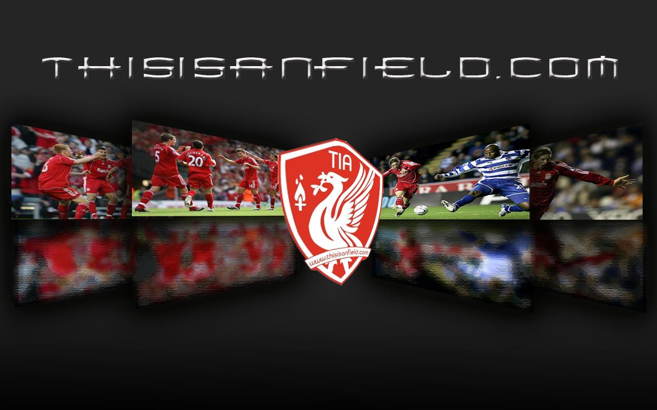 Anfield desktop wallpapers   Stadium wallpapers. Anfield Wallpaper   WallpaperSafari