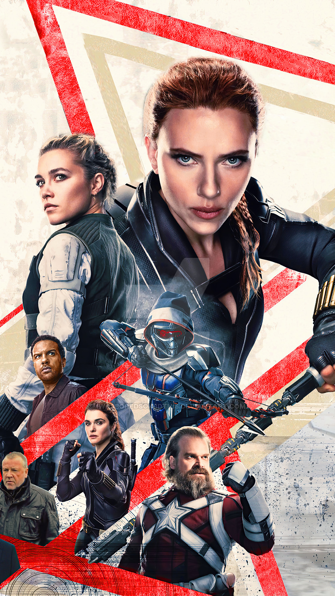 Black Widow 2021 Movie Poster HD 4K Wallpaper 82260 1080x1920