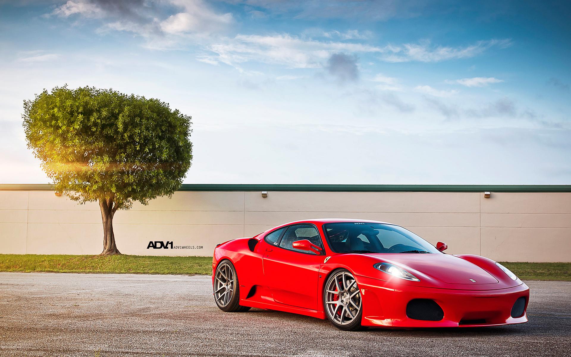 ADV1 Ferrari F430 Wallpapers HD Wallpapers 1920x1200