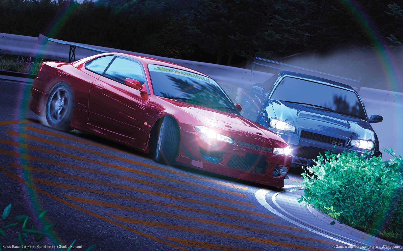 Drifting Nissans Wallpapers Drifting Nissans HD Wallpapers 1680x1050