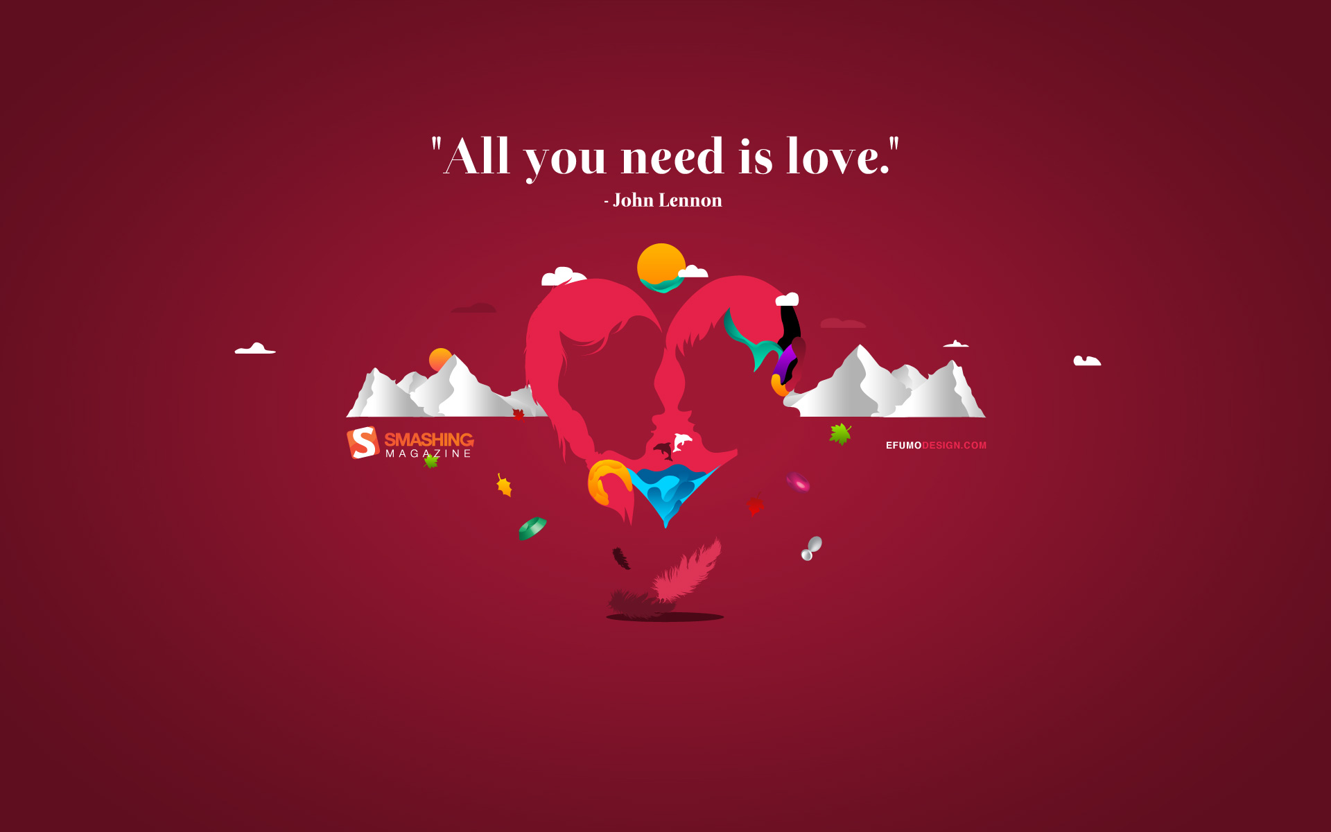 All You Need is Love Wallpapers HD Wallpapers 1920x1200